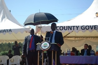 Speech made by H.E. Mr. Cornel Rasanga