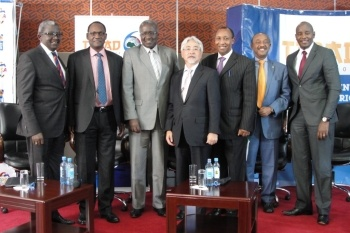NTV Live Panel Discussion on TICAD : Embassy of Japan in Kenya