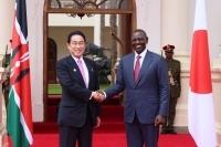館 大使 在 日本 ケニア